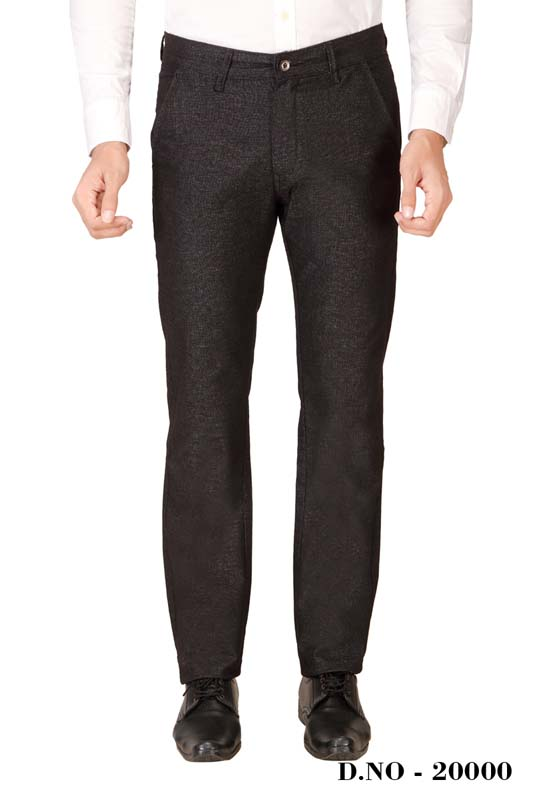 UTD ECO RANGE 4-BROWN CASUAL TROUSER