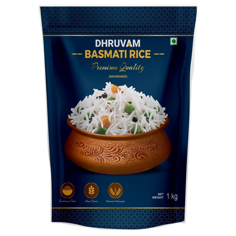 Dhruvam Basmati Rice(1 kg)