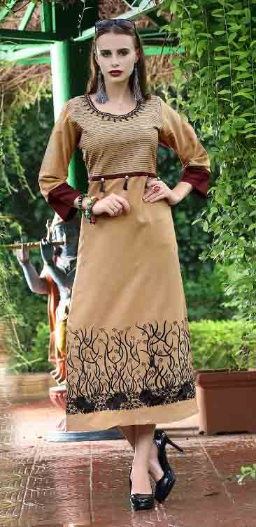 SMC SWAG 01-D NO 10 STYLISH WOMEN KURTI