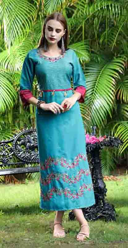 SMC SWAG 01-D NO 2 STYLISH WOMEN KURTI