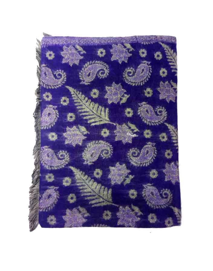 WOMEN SHAWL-VIOLET-WSWL 165 D NO 1