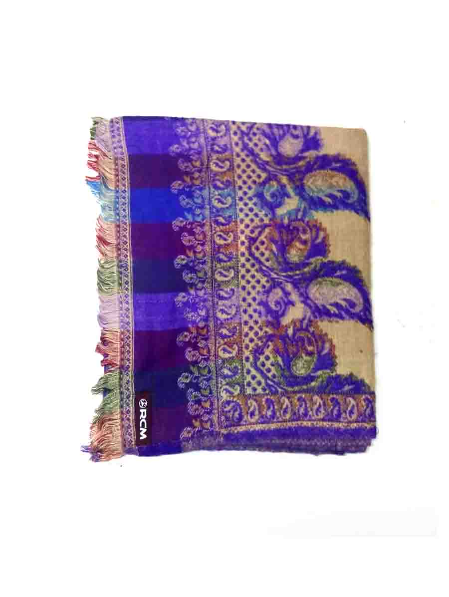 WOMEN SHAWL-VIOLET-WSWL 165 D NO 4